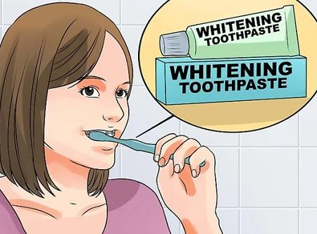 استفاده از خمیردندانهای سفیدکننده